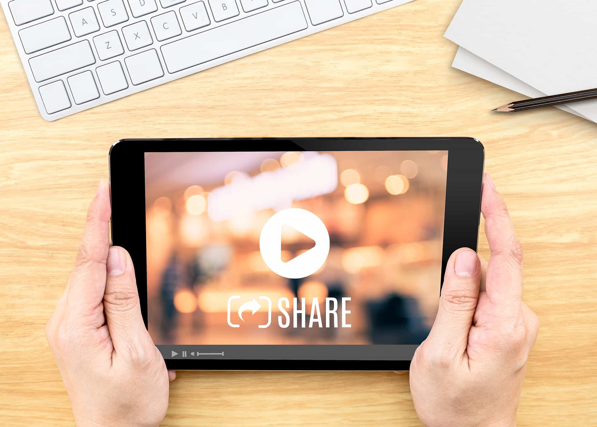 5 reasons every business should be using video marketing